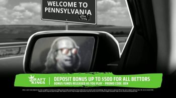 DraftKings Sportsbook TV Spot, 'Pennsylvania: Deposit Bonus' - Thumbnail 1