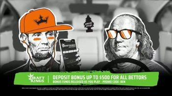 DraftKings Sportsbook TV Spot, 'Pennsylvania: Deposit Bonus'