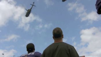 USAA TV Spot, 'NFL Salute to Service: Military Flyover' - Thumbnail 8