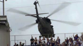 USAA TV Spot, 'NFL Salute to Service: Military Flyover' - Thumbnail 9