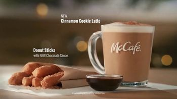 McDonald's McCafé TV Spot, 'Celebrate the Holidays' - Thumbnail 7