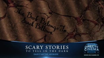 DIRECTV Cinema TV Spot, 'Scary Stories to Tell in the Dark' - Thumbnail 1
