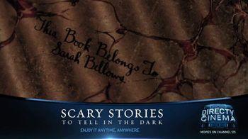 DIRECTV Cinema TV Spot, 'Scary Stories to Tell in the Dark'