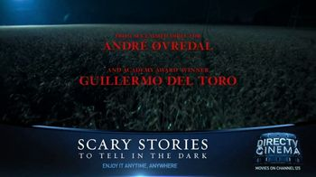 DIRECTV Cinema TV Spot, 'Scary Stories to Tell in the Dark' - Thumbnail 2