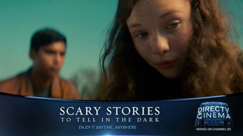 DIRECTV Cinema TV Spot, 'Scary Stories to Tell in the Dark'