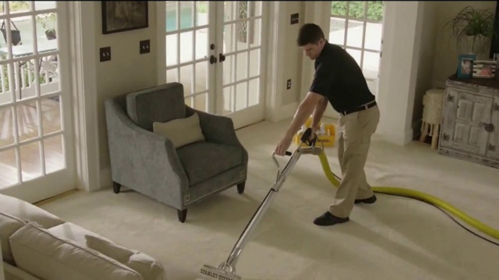 Stanley Steemer TV Commercial, 'Dirt, Dust and Allergens: Two Rooms'