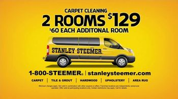 Stanley Steemer TV Spot, 'Dirt, Dust and Allergens: Two Rooms' - Thumbnail 3