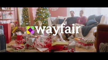 Wayfair TV Spot, 'Way to Holiday: 70% Off' Song by Danii Roundtree - Thumbnail 1