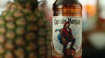 Captain Morgan TV Spot, 'Captain & Pineapple Juice' - Thumbnail 2