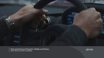 XFINITY On Demand TV Spot, 'Fast and Furious Presents: Hobbs and Shaw' - Thumbnail 1