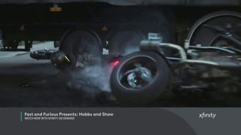 XFINITY On Demand TV Spot, 'Fast and Furious Presents: Hobbs and Shaw' - Thumbnail 3