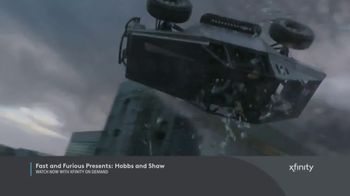 XFINITY On Demand TV Spot, 'Fast and Furious Presents: Hobbs and Shaw' - Thumbnail 5