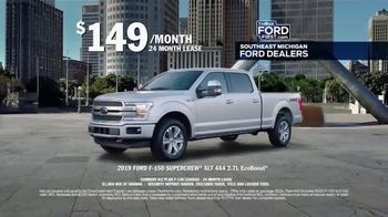 2019 Ford F-150 TV Spot, 'Protected' Featuring Matthew Stafford [T2] - Thumbnail 8