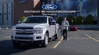 2019 Ford F-150 TV Spot, 'Protected' Featuring Matthew Stafford [T2] - Thumbnail 7