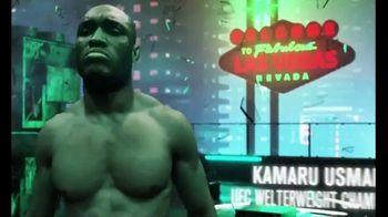 ESPN+ UFC 245 TV Spot, 'Three Title Fights: Usman vs. Covington'