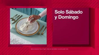 Target HoliDeals TV Spot, '25% de descuento en decoración de hogar y más' canción de Danna Paola [Spanish] - Thumbnail 4