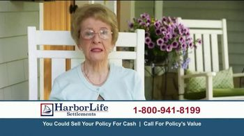 Harbor Life Settlements TV Spot, 'You Are in Luck'