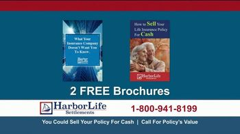 Harbor Life Settlements TV Spot, 'You Are in Luck' - Thumbnail 8
