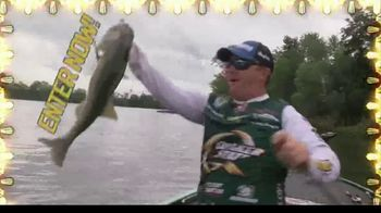 Bassmaster Sweepstakes TV Spot, 'Fishing Trip: Scott Canterbury' - 8 commercial airings