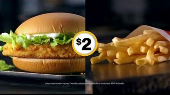 McDonald's TV Spot, 'Office Cubicles: McChicken' - Thumbnail 8