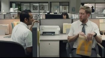 McDonald's TV Spot, 'Office Cubicles: McChicken'