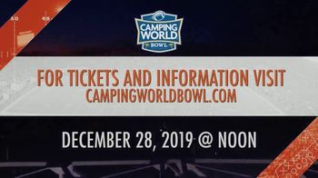 Camping World Bowl TV Spot, '2019 Notre Dame vs. Iowa State' - Thumbnail 9