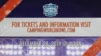Camping World Bowl TV Spot, '2019 Notre Dame vs. Iowa State' - Thumbnail 8