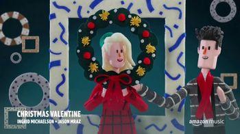 Amazon Music TV Spot, 'Ingrid Michaelson: Christmas Valentine' - Thumbnail 2
