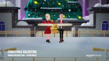 Amazon Music TV Spot, 'Ingrid Michaelson: Christmas Valentine'