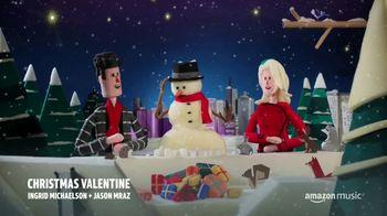 Amazon Music TV Spot, 'Ingrid Michaelson: Christmas Valentine' - Thumbnail 4