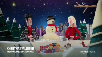 Amazon Music TV Spot, 'Ingrid Michaelson: Christmas Valentine' - Thumbnail 5