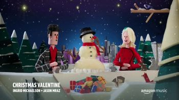 Amazon Music TV Spot, 'Ingrid Michaelson: Christmas Valentine' - Thumbnail 6