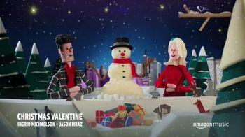 Amazon Music TV Spot, 'Ingrid Michaelson: Christmas Valentine' - Thumbnail 7