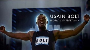 Sam's Club Scan & Go TV Spot, 'Scan & Go Speed Test With Usain Bolt' Ft. Usain Bolt, Allyson Felix - 1 commercial airings