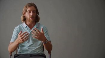OMEGA TV Spot, 'Ryder Cup Great Moments in Time: Rory McIlroy' Featuring Tommy Fleetwood - Thumbnail 7