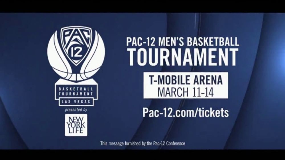 Pac-12 Conference TV Commercial, '2020 Men's Basketball Tournament ...