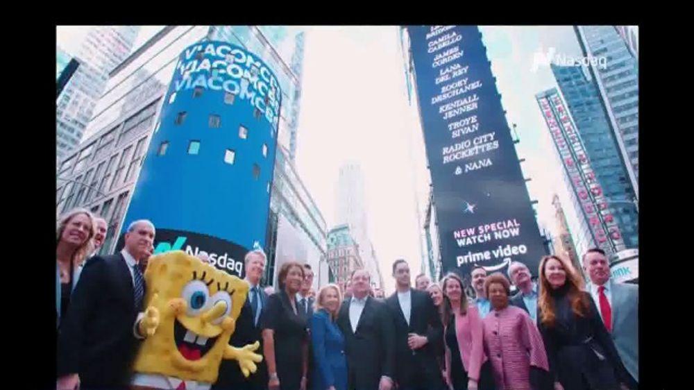 NASDAQ TV Commercial, 'Viacom CBS'