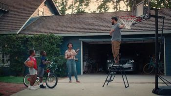 NHTSA TV Spot, 'The Right Seat: Basketball Hoop Repair'