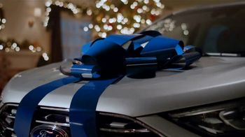 2019 Ford Edge TV Spot, 'Gift Wrapped' Song by Tchaikovsky [T2] - Thumbnail 1