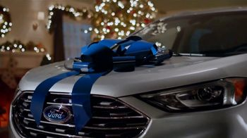 2019 Ford Edge TV Spot, 'Gift Wrapped' Song by Tchaikovsky [T2] - Thumbnail 2
