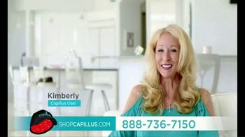 Capillus Holiday Special TV Spot, \'Treat Hair Loss at Home: $500 Off\'