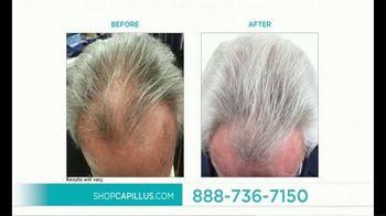 Capillus Holiday Special TV Spot, 'Treat Hair Loss at Home: $500 Off' - Thumbnail 7