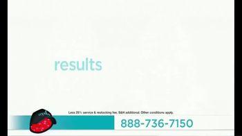 Capillus Holiday Special TV Spot, 'Treat Hair Loss at Home: $500 Off' - Thumbnail 9