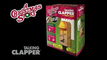 The Clapper TV Spot, 'World-Class Clapper: A Christmas Story' Featuring Kent French