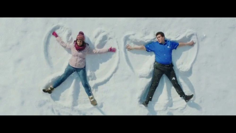 Best Buy Samsung Savings Event TV Commercial, 'Holidays: Savings Delivered by an Angel: TVs & Refrig