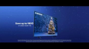 Best Buy Samsung Savings Event TV Spot, 'Holidays: Savings Delivered by an Angel: TVs & Refrigerators' - Thumbnail 7