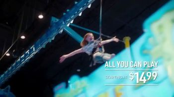 Main Event Entertainment Winter Fun Pass TV Spot, 'All You Can Play: $14.99' - Thumbnail 3