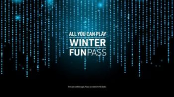 Main Event Entertainment Winter Fun Pass TV Spot, 'All You Can Play: $14.99' - Thumbnail 7