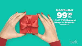 Belk Biggest Christmas Sale TV Spot, 'Doorbuster Jewelry & Gift Sets'