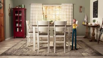 Bob's Discount Furniture TV Spot, 'Dining Height or Counter Height Dining Sets'